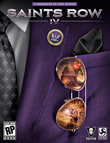 Saints Row IV CIC Ed PC