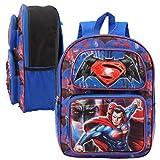 """DC Comics Batman V Superman Dawn of Justice 3D Pop-UP 16"""" Backpack"""