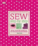 Sew Step by Step, Alison Smith, 140536212X