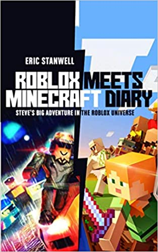 Roblox Meets Minecraft Diary Steves Big Adventure In The - how to upgrade your house in roblox