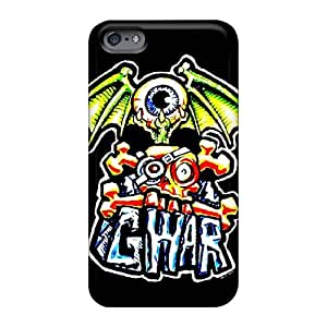 Apple Iphone 6 Bkn4656tEQo Customized Lifelike Gwar Pattern Bumper Phone Cases -AshleySimms