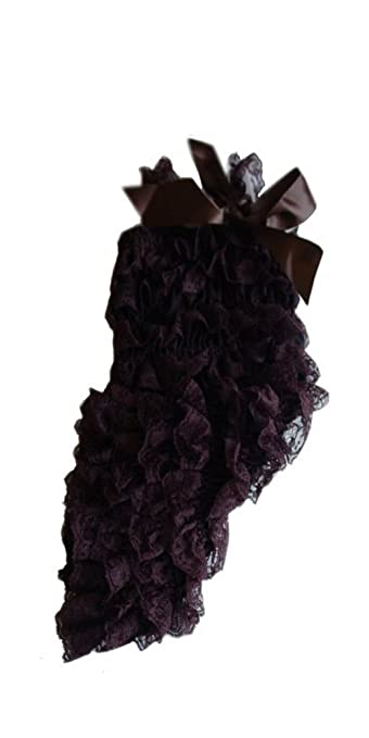 eb3360b3013 Image Unavailable. Image not available for. Color  Toddler Girl Lace  Stretchy Ruffle Romper ...