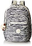 Kipling SEOUL BABY BACKPACK Bag Organiser, 44 cm, 26 liters, Multicolour (Scribble lines)
