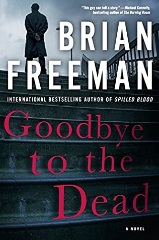 book cover of Goodbye to the Dead