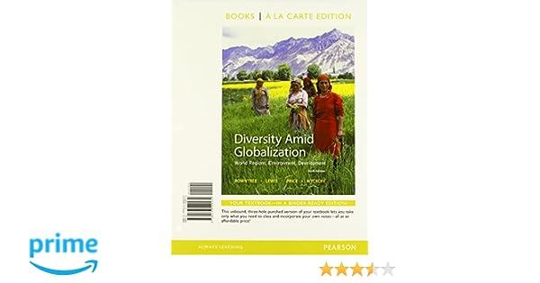 Diversity Amid Globalization: World Regions, Environment ...