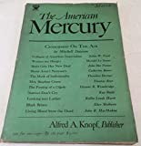 The American Mercury Volume XXXI, Number 123, March 1934