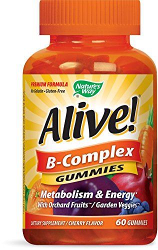 Natures Way B Complex Gummies Food Based