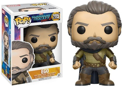 Funko Pop! - Bobble Marvel Guardians Of The Galaxy 2 Ego (12777)