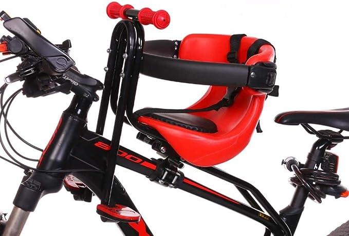 Sillas de Bicicletas Sillín Infantil Portabebés para Bicicleta con ...