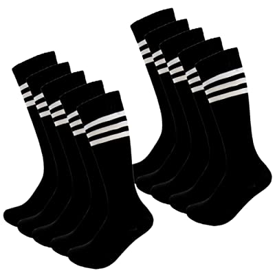 Kids Soccer Socks Wholesale 50 Pair Teenager Knee Long Compression Team Socks