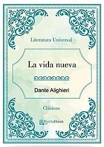 La vida nueva par Dante Alighieri