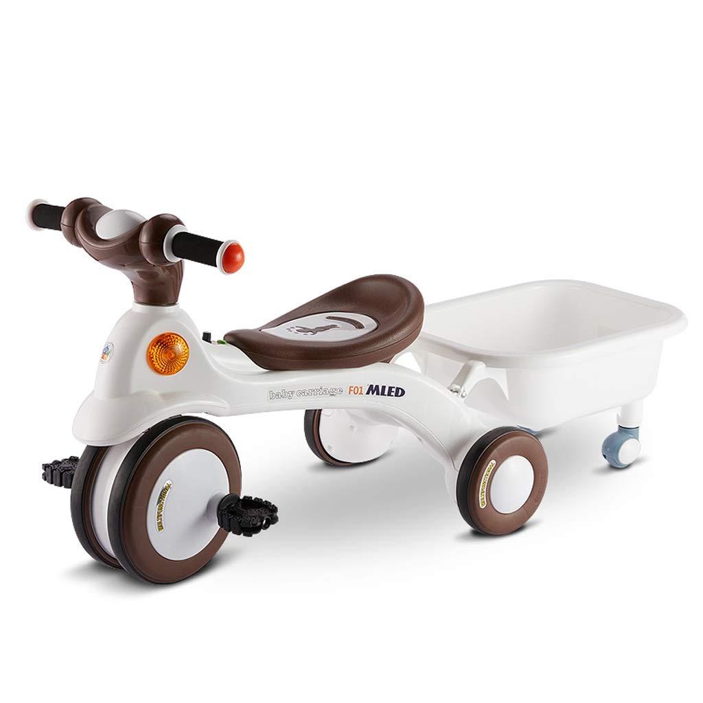 日本に 13歳のお子様用三輪車 B07PR4HHGS、バスケット付き、成長シート付き A A B07PR4HHGS, ブランド買蔵:e780f561 --- senas.4x4.lt