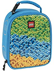 LEGO Kids Waterfall Lunch Backpack, Blue, One Size