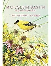 Marjolein Bastin Nature's Inspiration 2022 Monthly Pocket Planner Calendar