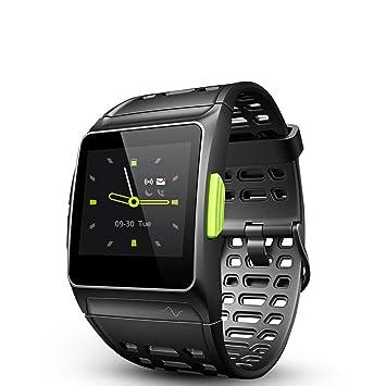 Amazon.com: Lukawit - Reloj de pulsera con GPS, rastreador ...