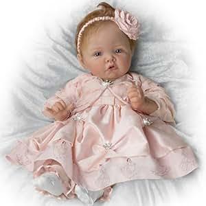 Amazon Com Baby Doll Pretty As A Princess Baby Doll By