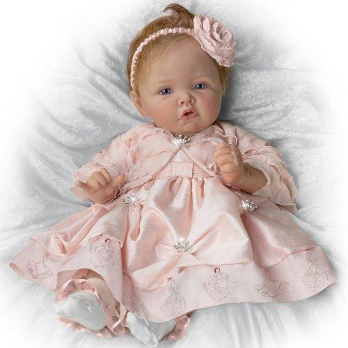 Baby Doll Pretty Princess Ashton