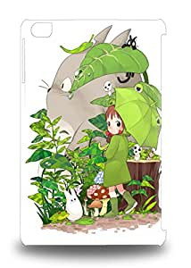 Rugged Skin 3D PC Case Cover For Ipad Mini/mini 2 Eco Friendly Packaging Japanese Neighbor Totoro ( Custom Picture iPhone 6, iPhone 6 PLUS, iPhone 5, iPhone 5S, iPhone 5C, iPhone 4, iPhone 4S,Galaxy S6,Galaxy S5,Galaxy S4,Galaxy S3,Note 3,iPad Mini-Mini 2,iPad Air )