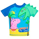 Peppa Pig Boys' George Pig Two Piece Swim Set Size