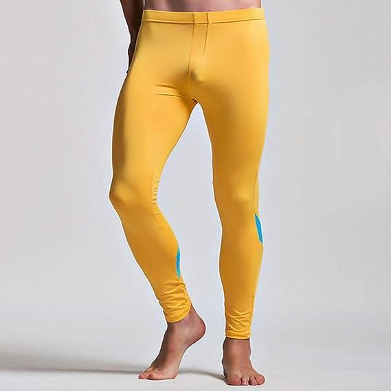Pantalón Chandal Hombre Pantalones térmico Largo Invierno ...