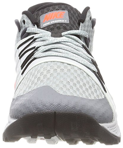 Barely Donna Light Total Scarpe Wmns Grey Crimson Running Wildhorse 004 Air Zoom Nike Pumice Black Grigio 4 U0TqPTw