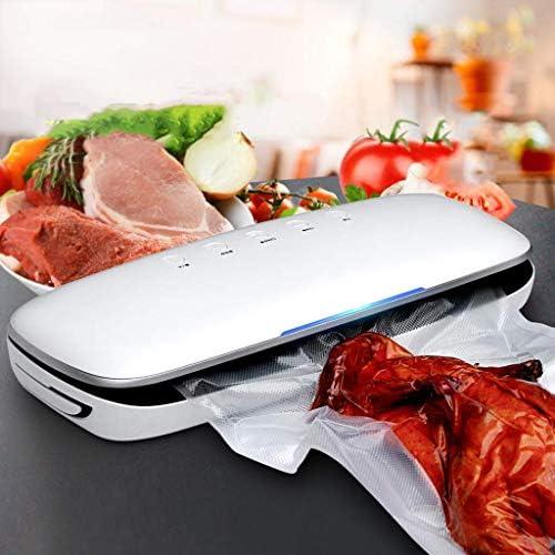 LFEWOZ Vide Automatique Scellant Machine pour Food Saver Stockage Conservation avec Sec et Humide Alimentaire Modes Scellant, pour la Cuisine des ménages