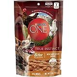 Cheap Purina One True Instinct Bites With Farm-Raised Chicken Dog Treats – (5) 7 Oz. Pouches