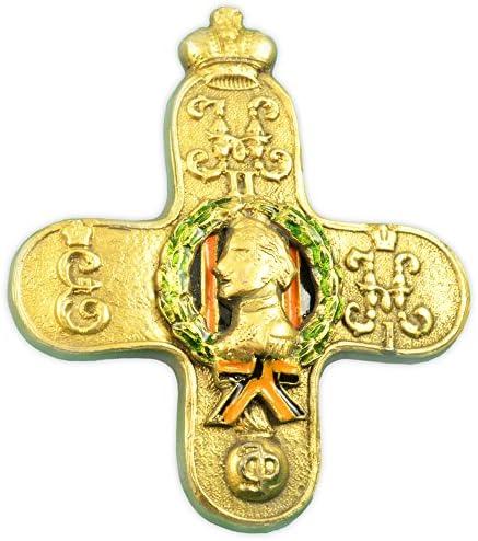 ロシアミリタリーコレクション11Fanagoriysky Grenadier Regiment ( Award Order、お土産、ラペルピン)コピー
