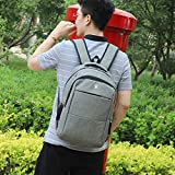 eLUUGIE Travel Backpack with USB Charging Port