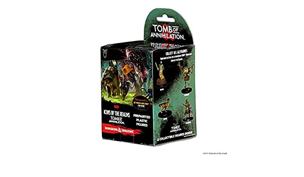 Dungeons and Dragons Fantasy Miniatures: Icons of The Realm ...