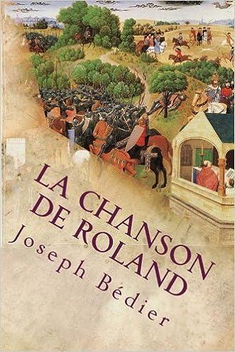 La chanson de Roland (French Edition): Joseph Bedier ...