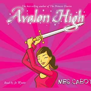 Avalon High Audiobook