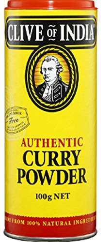 Clive Of India Authentic Curry Powder 100g by Clive Of India