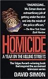 Homicide, David Simon, 0804109990