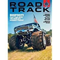 Road & Track Magazine Subscription 4 Yr 40 Issues