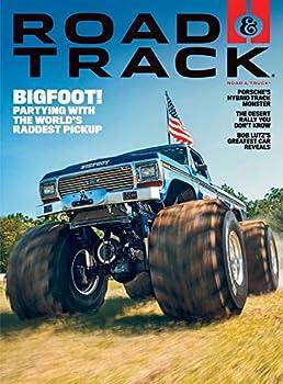 4-Year Road & Track Magazine Subscription
