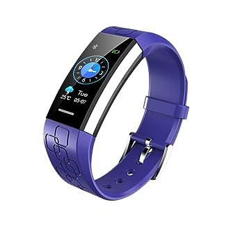 Bearbelly Smartwatch, Reloj Inteligente Hombre Mujer niños ...
