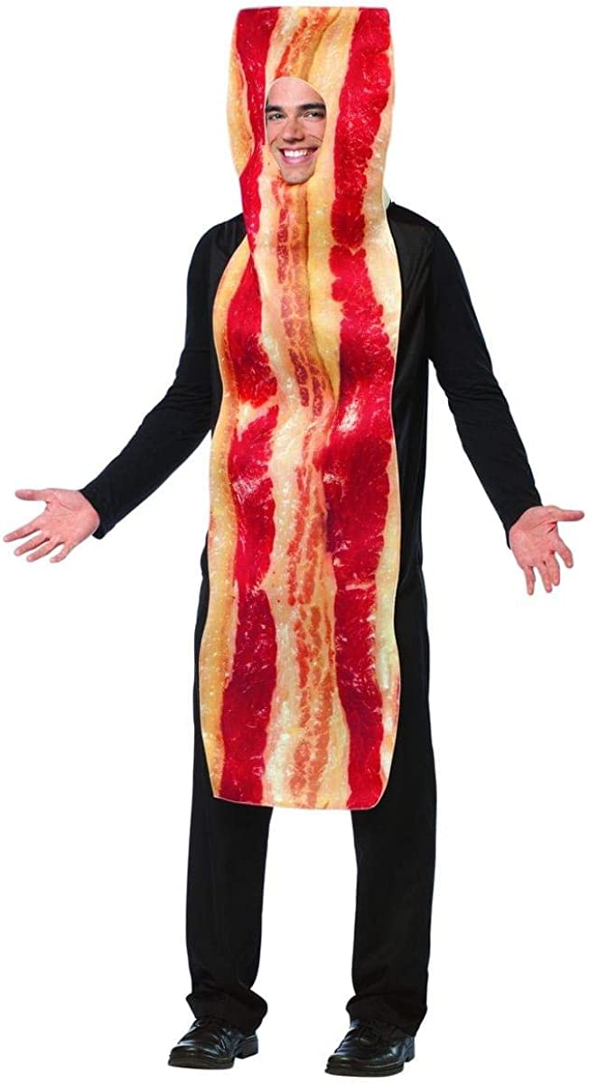 Rasta Imposta Bacon Strip Costume