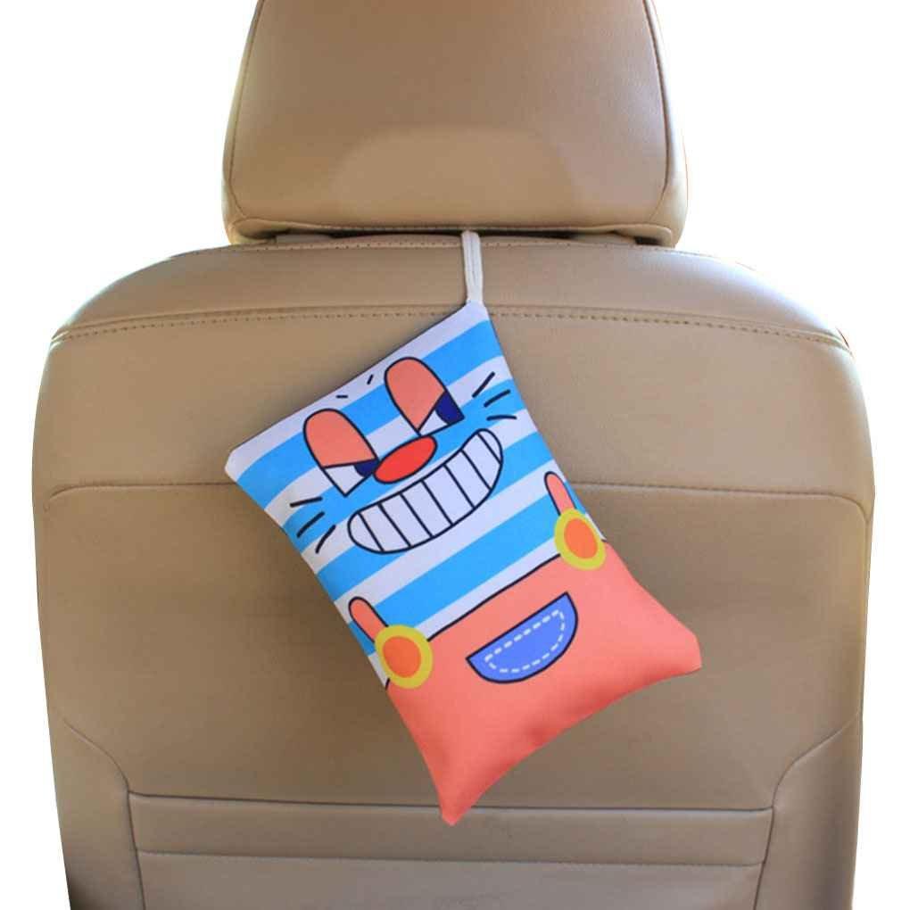 Topker Auto Bambuskohle Tasche Geruchsentfernung Methanol Entfernung Bambuskohle Tasche Cartoon Luftreinigungsbeutel Auto Decor