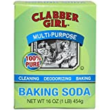 Clabber Girl Baking Soda - 16 oz box (12)