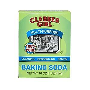 Clabber Girl Baking Soda - 16 oz box (1)