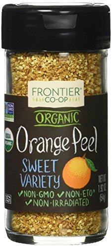 Orange Peel Granules - 2