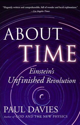 About Time: Einstein's Unfinished Revolution -