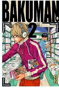 """Afficher """"Bakuman n° 2"""""""