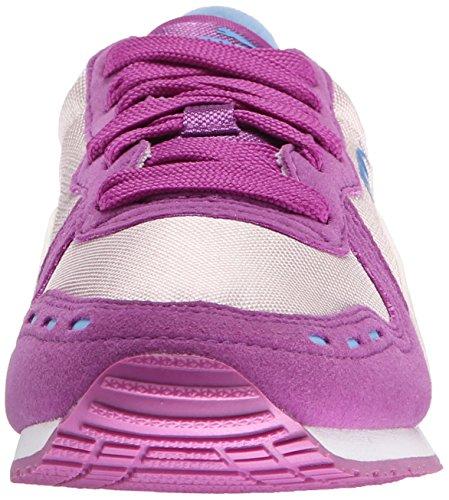 Cabana Dogwood Jr Pink Kid Little Kid White Sneaker Racer Mesh Big Puma a4wqRw