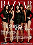 Cindy Crawford, Eva Herzigova, Naomi Campbell, Helena Christensen, Yasmin Le Bon - UK British Harper's Bazaar Magazine - December 2011