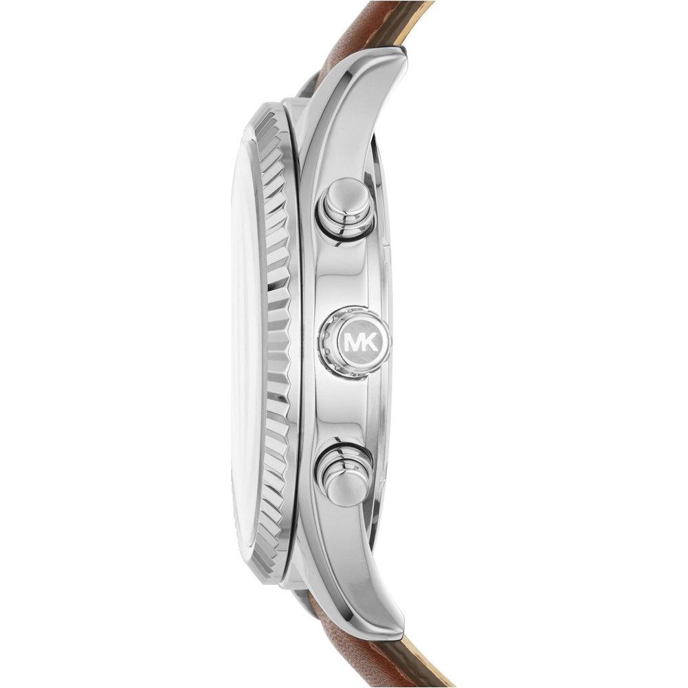 Michael Kors Men s Lexington Brown Watch MK8456