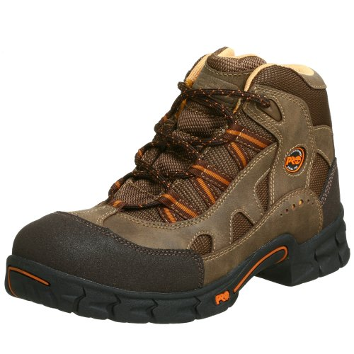 Timberland PRO Men's 50500 Expertise Steel Toe Work Boot,Brown,14 M