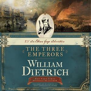 The Three Emperors Audiobook