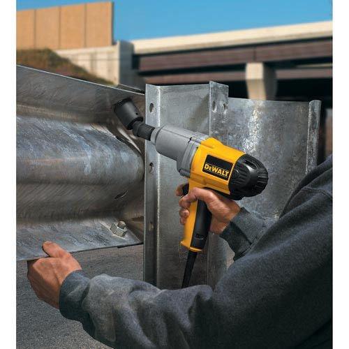 Factory-Reconditioned DEWALT DW292KR Heavy-Duty 1/2-Inch 13mm Impact Wrench Kit w/Detent Pin Anvil by DEWALT (Image #3)